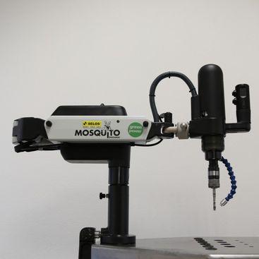 Elektrický závitořez MOSQUITO 300 VH E (vertikal/horizontal)