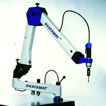 Pneumatický závitořez ROSCAMAT 500 V E (vertikal)