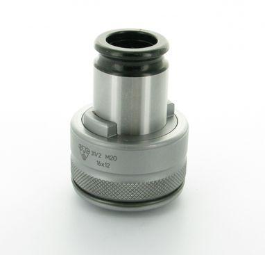 Rychlovýměnná vložka s momentovou spojkou velikost 31/2 norma DIN